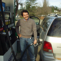Pumping your own gas